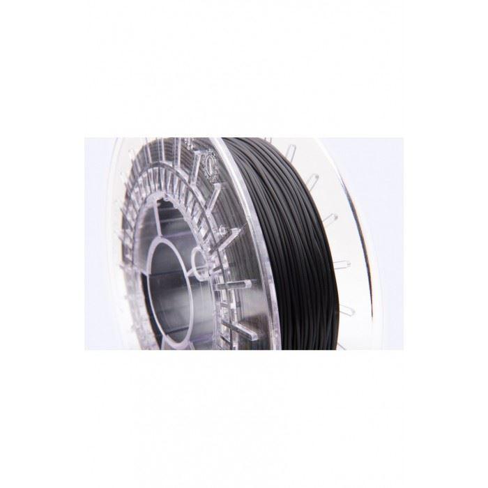 Tisková struna FLEX 40D černá, Print-Me, 1,75mm, 0,45kg