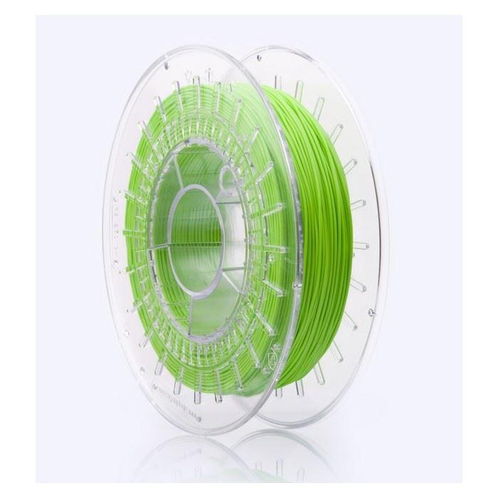 Tisková struna FLEX 40D zelená, Print-Me, 1,75mm, 0,45kg