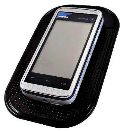 Nano protiskluzová podložka pro mobil