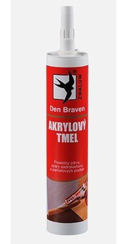 Akrylový tmel bílý, DEN BRAVEN, 310ml