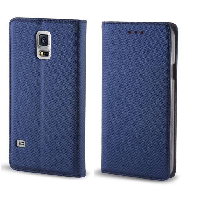 Pouzdro pro mobil  Huawei P8 Lite modré