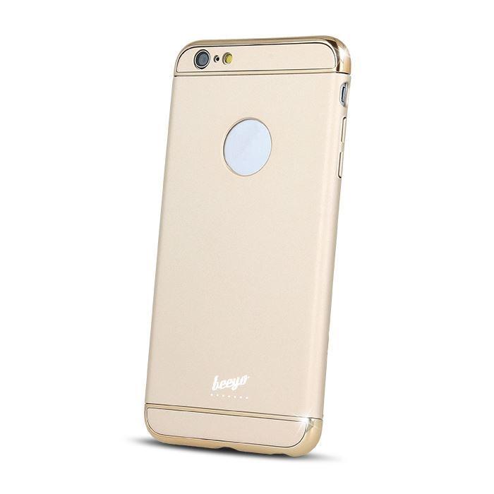 Silikonové pouzdro Beeyo Smooth pro Huawei P9 Lite zlatá
