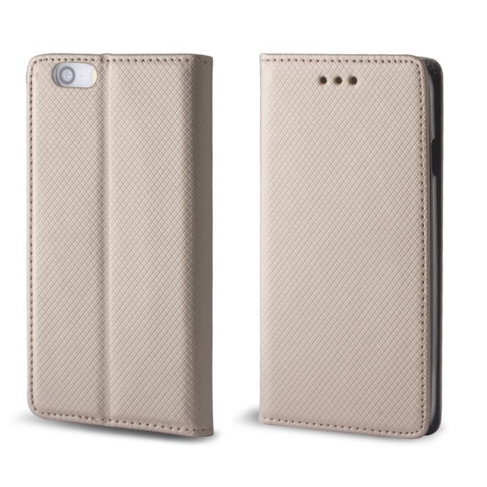Pouzdro pro mobil Huawei Honor 7 lite Honor 5c zlaté