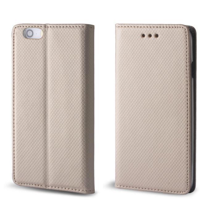 Pouzdro pro mobil  Huawei Y5 II zlaté
