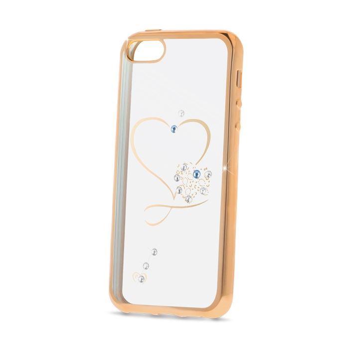 Silikonové pouzdro Beeyo Heart pro Huawei Y3 II