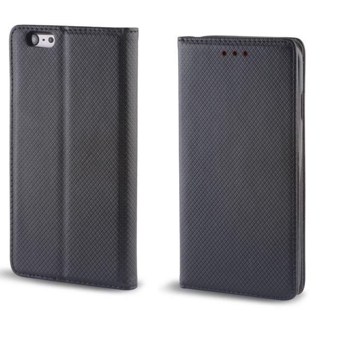 Pouzdro pro mobil Lenovo Vibe K5 Note A7020  černé
