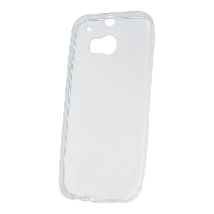 Ultra tenké silikonové pouzdro pro Sony Xperia Z3 compact průsvitné
