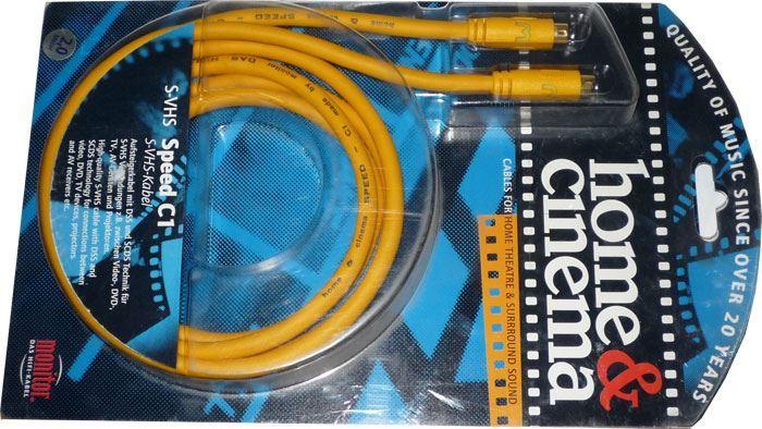 Kabel S VHS-S VHS 2m Inakustik Speed C1