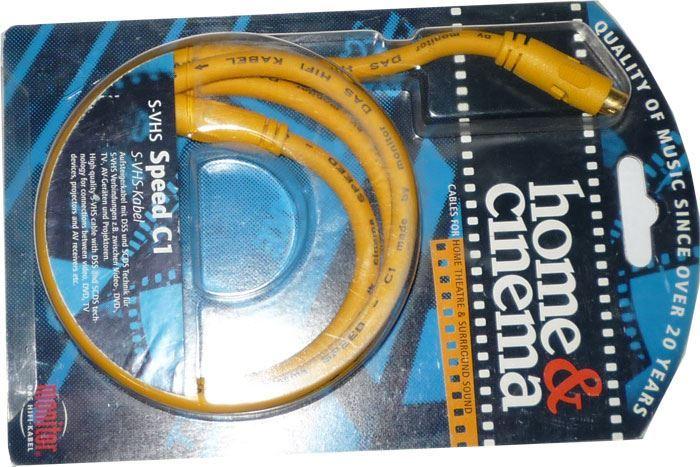 Kabel S VHS-S VHS 1m Inakustik Speed C1