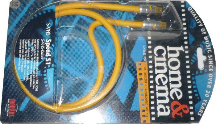 Kabel S VHS-S VHS 1m Inakustik Speed S1