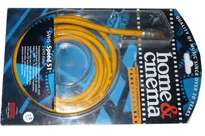 Kabel S VHS-S VHS 2m Inakustik Speed S1