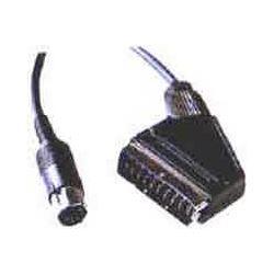Kabel Scart OUT - DIN AV     1,5m