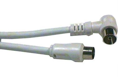Účastnická šňůra-anténní kabel 8m, kombinované konektory