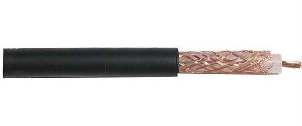 Koax 50ohm RG213-U 9,4mm