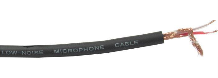 Kabel mikrofonní symetrický OFC 6mm