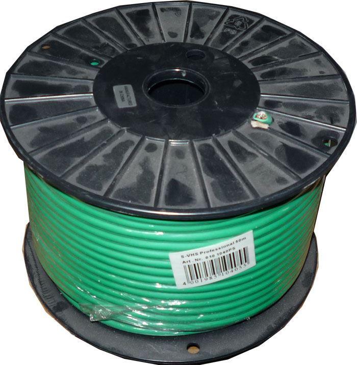 Koax video 7mm, Inakustik S-VHS Professional