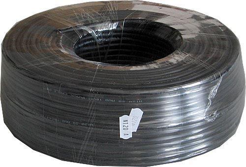 Stíněný kabel šestnáctižilový - 16x, společné stínění, balení 100m