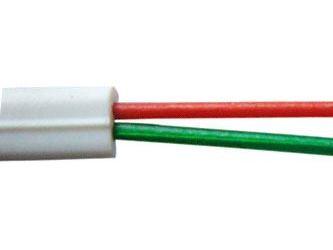 Telefonní kabel - 2linka bílá