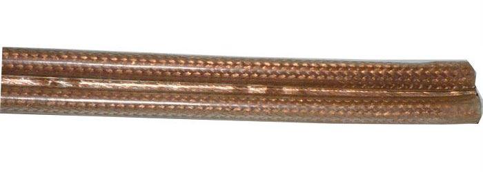 Kabel stíněný 2x6mm s olvádacím lankem Inakustik