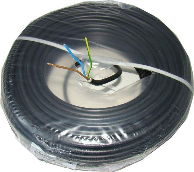 Kabel CYKY 3C* 2.5 J, balení 100m