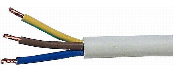 Kabel 3x0,75mm2 H05VV-F (CYSY3x0,75mm)