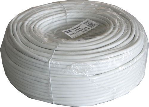 Kabel 3x2,5mm2 H05VV-F (CYSY3x2,5mm2), balení 100m