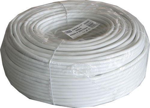 Kabel 5x2,5mm2 H05VV-F (CYSY5x2,5mm), balení 100m