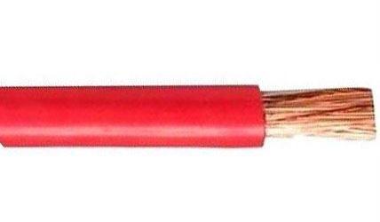 Vodič H07V-K CYA, lanko Cu 25mm2, červený