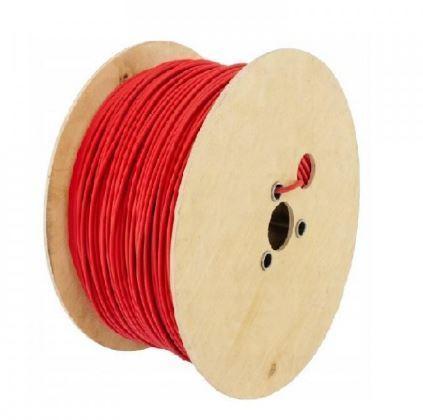 Solární kabel PREKAB SOLAR XH, 6mm2, 1500V, červený
