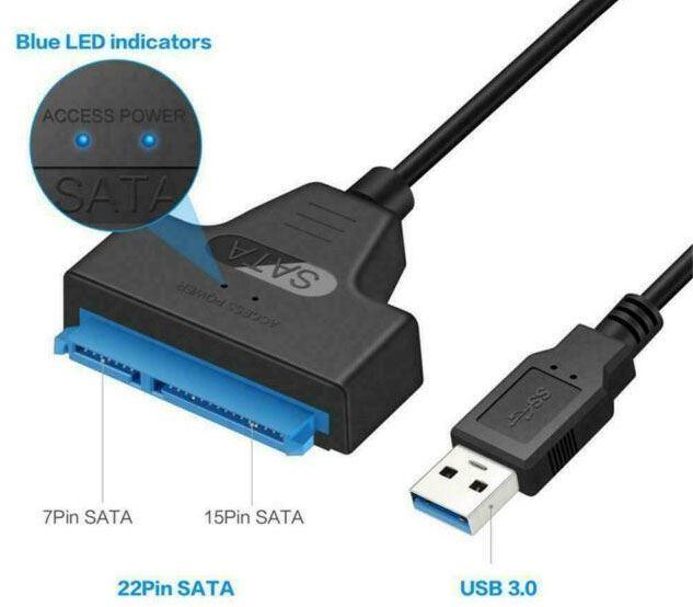 Plochý kabel k HDD 40pin, až ATA133, 45cm