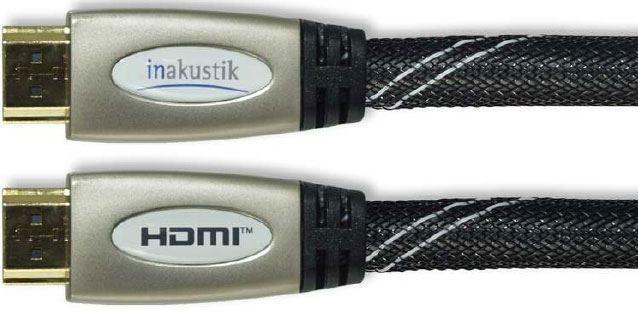 Kabel HDMI(A)-HDMI(A) 10m Inakustik REFERENZ