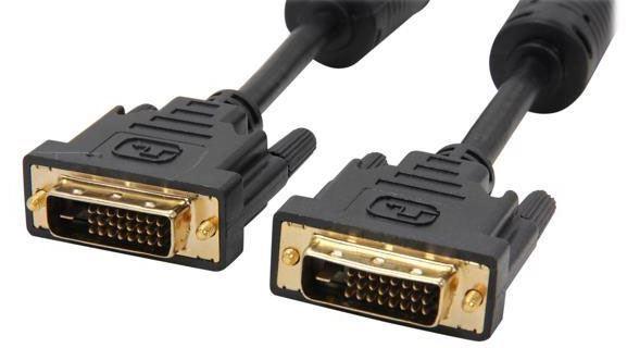 Kabel DVI-D(24+1) - DVI-D(24+1) 5m Inakustik Matrix C-1