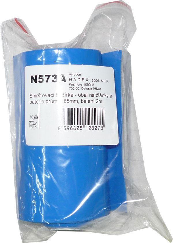 Smršťovací bužírka - obal na články a baterie průměr 85mm, balení 2m