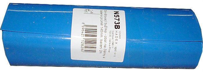 Smršťovací bužírka - obal na články a baterie - šířka 145mm, balení 2m