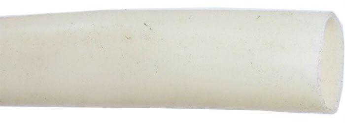 Silikonová bužírka Kablo 068 20x1,5mm bílá, balení 50cm