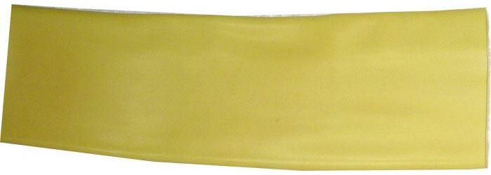 Izolační a ochranná bužírka 30x0,5mm, žlutá, balení 50cm