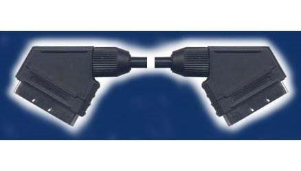 Kabel Scart-Scart 21pin,               5m