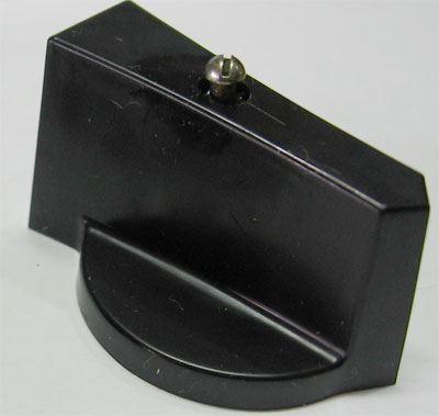 Přístrojový knoflík k vačkovým spínačům VS10 a VS16, L=55mm