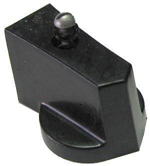 Přístrojový knoflík k vačkovým spínačům VS10 a VS16, L=39mm hranatý