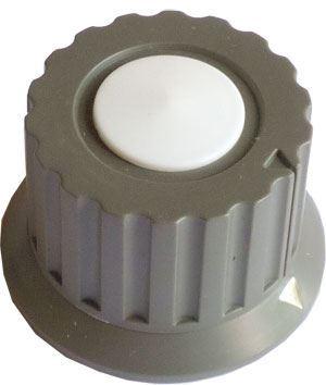 Knoflík WF24337, 32x20mm, hřídel=6mm
