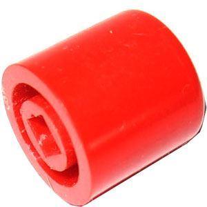 Hmatník pro izostat , průměr 12x12mm, červený
