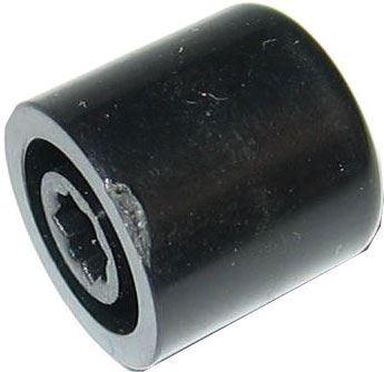 Hmatník pro izostat , průměr 12x12mm, černý
