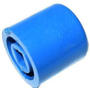 Hmatník pro izostat , průměr 12x12mm, modrý