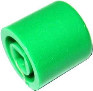 Hmatník pro izostat , průměr 12x12mm, zelený