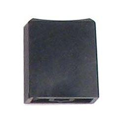 Hmatník pro izostat černý 15x17x8mm