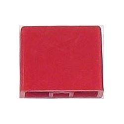 Hmatník pro IZOSTAT červený 15x17x8mm