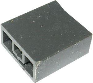 Hmatník pro izostat tmavě šedý 15x17x8mm