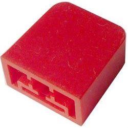 Hmatník pro izostat červený 15x15x8mm