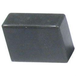 Hmatník pro izostat tmavě šedý 20x14x8mm