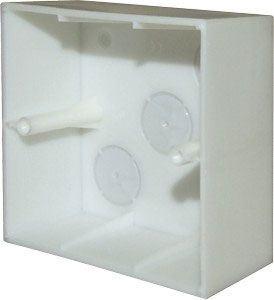 Krabice na omítku pro vypínače PRAKTIK 4FA24951
